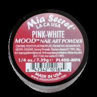 Mood Acrylpoeder Pink-White