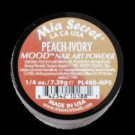 Mood Acrylpoeder Peach-Ivory