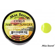 Fruity Acrylpoeder Citrus