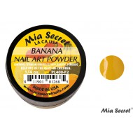 Fruity Acrylpoeder Banana
