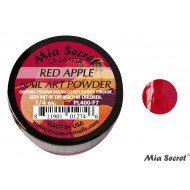 Fruity Acrylpoeder Red Apple