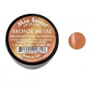 Metallic Acrylpoeder Bronze Metal