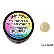 Pearl Acrylpoeder Yellow