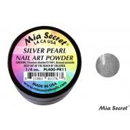 Pearl Acrylpoeder Silver
