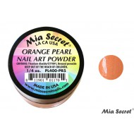 Pearl Acrylpoeder Orange