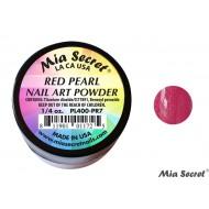 Pearl Acrylpoeder Red