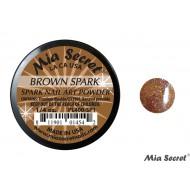Spark Acrylpoeder Brown