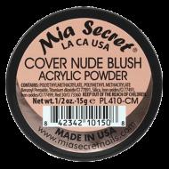 Cover Acryl Poeder Nude Blush 15ml.