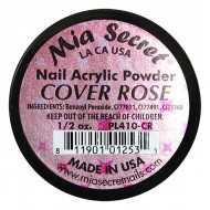 Cover Acryl Poeder Rose