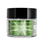 Gel Clear UV Powder 3D (Acrylpoeder) 30ML