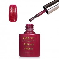 Blue Fox Royal Red Gelnagellak