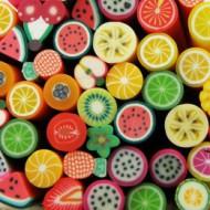 Fimo Fruit (Complete serie)