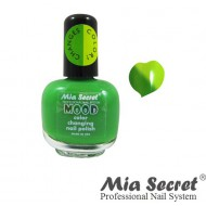 Mood Nagellak Green Yellow