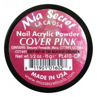 Cover Acryl Poeder Pink 15ml.