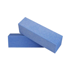 Schuurblok Buffer Blauw