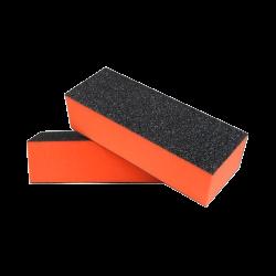 Schuurblok Buffer Oranje Zwart