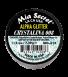 Alpha & Dust Glitter Acrylpoeder Crystalina 008