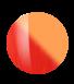 Mood Acrylpoeder Radish-Orange