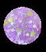 Fireworks Acrylpoeder Purple Comet