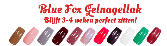 Blue Fox Gelnagellak